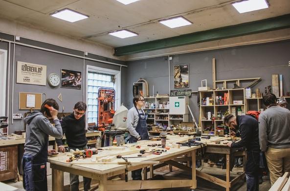 фото мастерской по ремонту самокатов